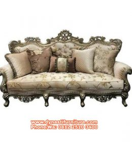 Kursi Sofa Ukir Antique DF S 3